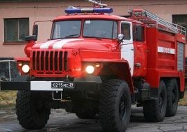 Пожар в городе Избербаш. — МЧС России по Республике Дагестан